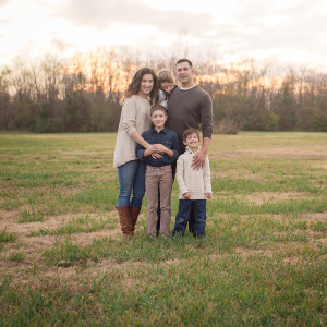 Family Self Portrait Image by Megan Cieloha Photography