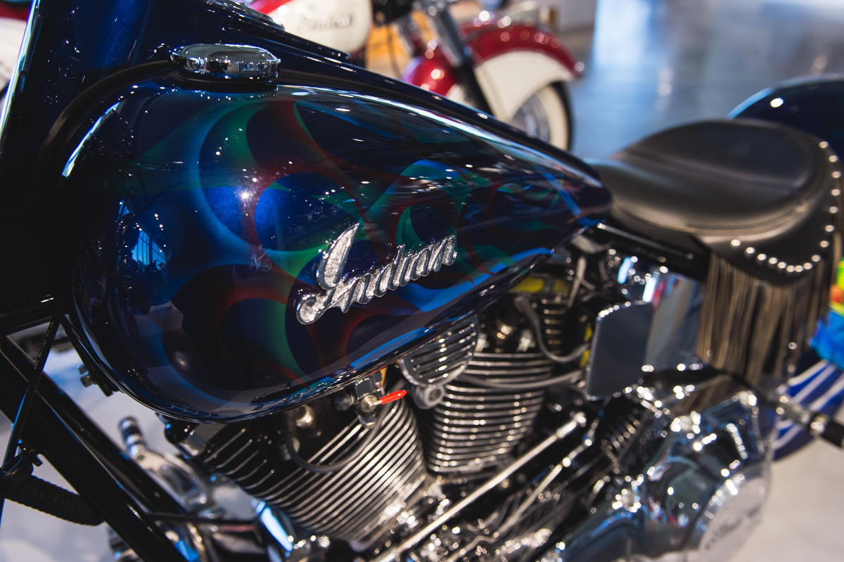 indian motorcycle photo by megan cieloha