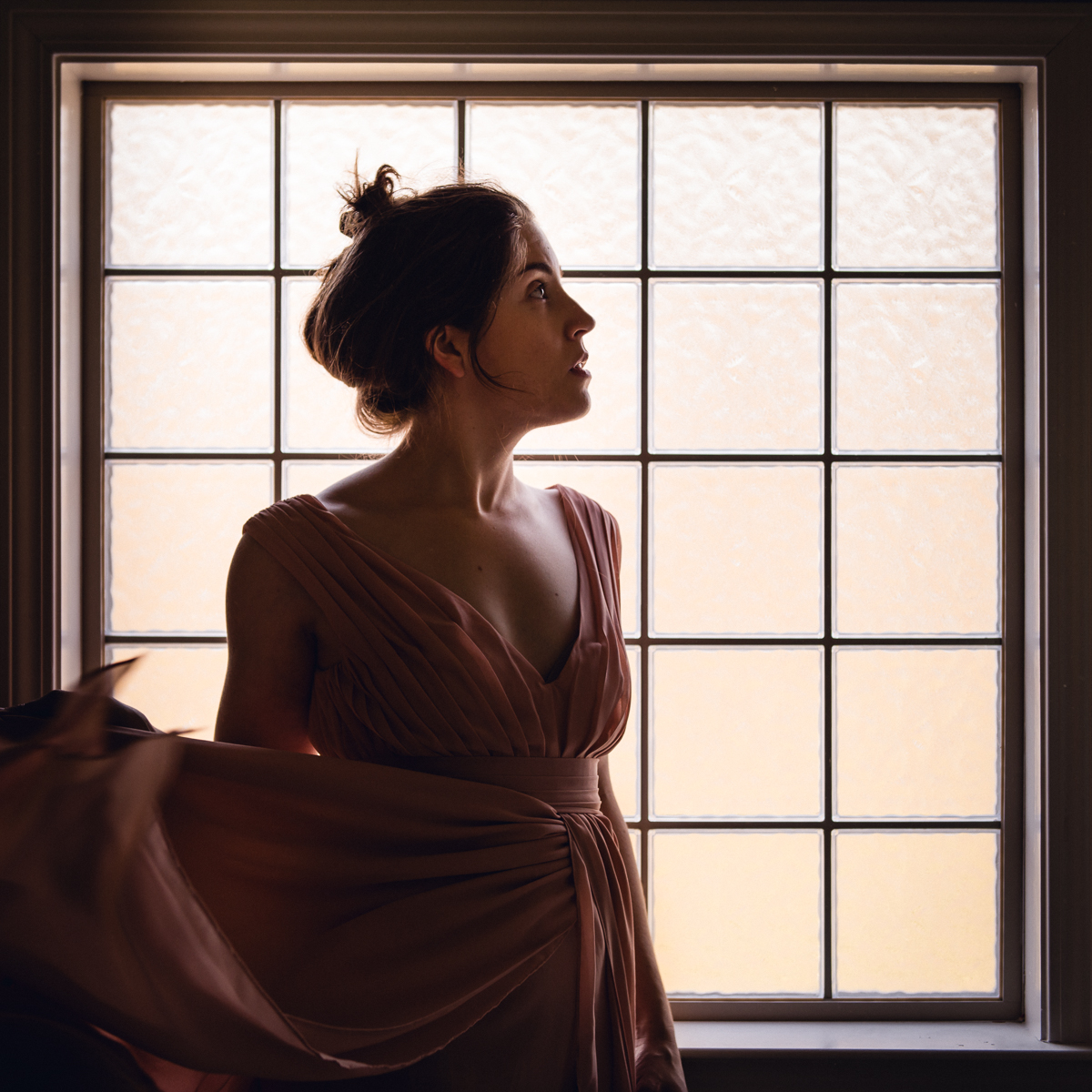 Studio Lighting Vs Natural Light: January Self Portraits