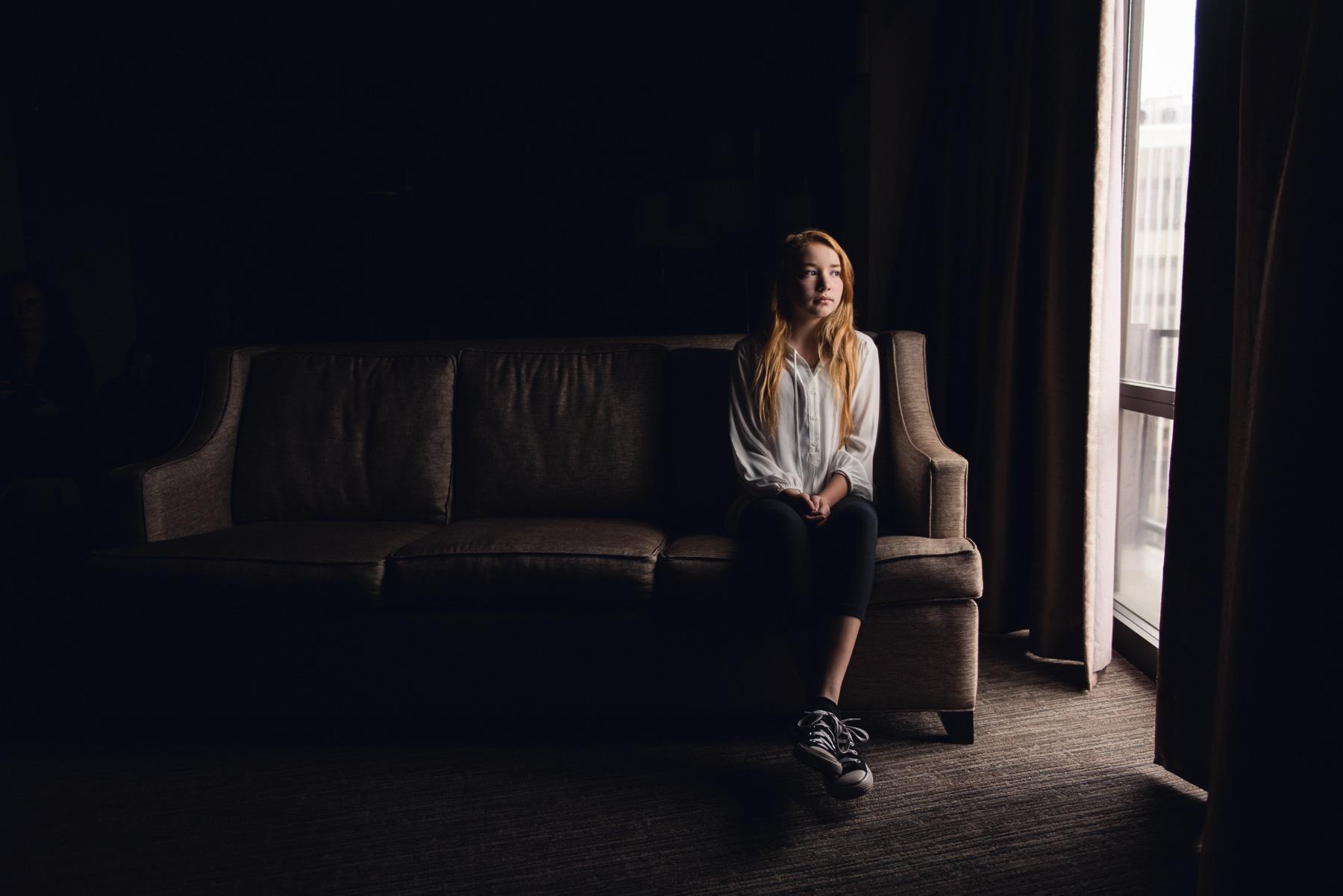 Drama Indoors Megan Cieloha